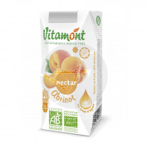 Néctar De Albaricoque Bio Vitamont