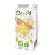 Zumo De Naranja Zanahoria y Limon Bio Vitamont