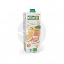 Zumo naranja Brick Bio 1l Vitamont
