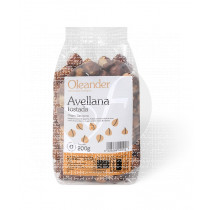 AVELLANAS TOSTADAS 200GR OLEANDER
