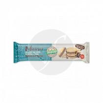 Galletas deliciosas rellenas de chocolate negro biológico 150gr Biocop