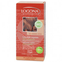 COLORANTE VEGETAL COBRE INTENSO 040 LOGONA