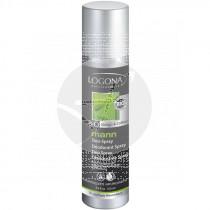 Desodorante Spray Mann Bio Vegano Logona