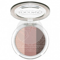 Sombra Ojos Trio 03 Rose Wood Logona