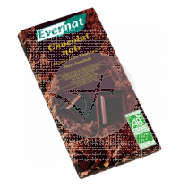 Chocolate Negro Evernat