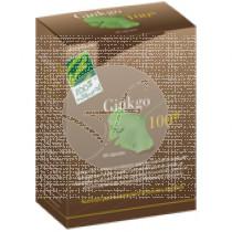 Ginkgo 100 60 capsulas 100% Natural