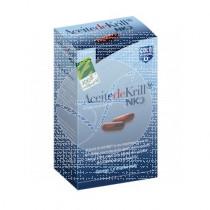 Aceite De Krill Nko 80 capsulas 100% Natural