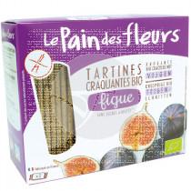 Tostadas De Pan con Higo Sin Gluten 150gr Le Pain Des Fleurs