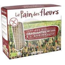 Tostadas De Pan con Avena sin gluten Bio Le Pain Des Fleurs