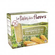 Tostadas De Maíz sin gluten Bio Le Pain Des Fleurs