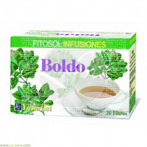 BOLDO INFUSION 20U FITOSOL
