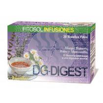 Dg-Digest Infusion Digestiva Fitosol
