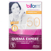 50+ QUEMA EXPERT BIFORM DIETISA