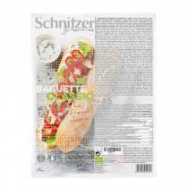 Baguette classic de maíz para hornear Schnitzer