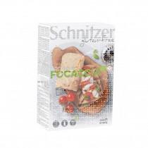 Panecillos Focaccia sin gluten Bio Schnitzer