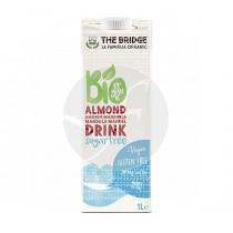 Bebida vegetal de almendras 3% sin azúcar bio The Bridge