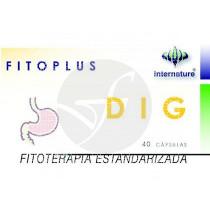 Fitoplus Dig 30 capsulas Internature