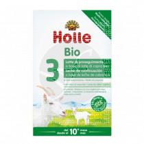 Leche De continuación A Base De Leche De Cabra 3 Bio Holle