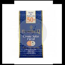 Crema Solar Facial Spf50+ Tubo Fleurymer
