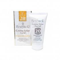 Crema Solar Facial Spf20 Tubo Fleurymer