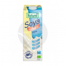 Bebida vegetal de soja bio 1 l Natumi