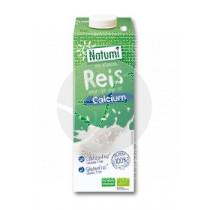 Bebida vegetal de arroz con calcio 1l Natumi