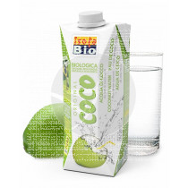 AGUA DE COCO VERDE BIOLOGICA 500ML BRICK ISOLA BIO