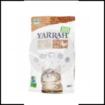 Pienso Pollo sin Cereales Para Gatos 800Gr Yarrah