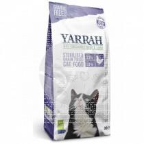 Pienso para gatos Castrados o Estériles 700gr Yarrah