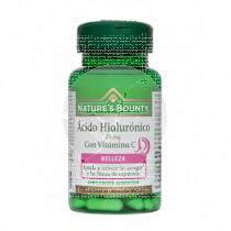Ácido Hialurónico 20Mg con Vitamina C Nature´S Bounty