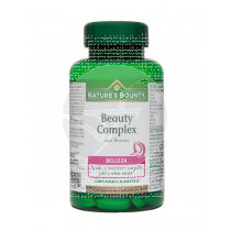 Beauty Complex con Biotina Nature´S Bounty