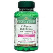 Colageno Hidrolizado 1000Mg con Vitamina C Nature´S Bounty