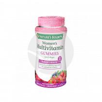 Multivitaminico Mujer Gummies Nature´S Bounty