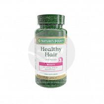 Healthy Hair Con Keratina 60 capsulas Nature´s Bounty