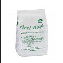 Arci Alga Arcilla verde y Alga Kombu Algamar