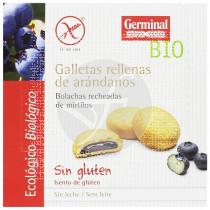 Galletas rellenas de Crema de Arándanos S/G Bio Germinal