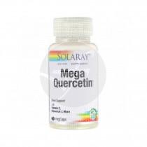 Mega Quercitin 60 cápsulas 600Mg Solaray