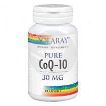 Coenzima Q10 Pure 30Mg Solaray