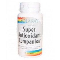 Superantioxidante Companion 30capsulas Solaray