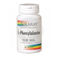 L-Fenilalanina 500Mg 60capsulas Solaray