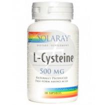 L-Cisteina 500Mg 30 capsulas Solaray