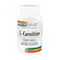 L-CARNITINA 500MG SOLARAY