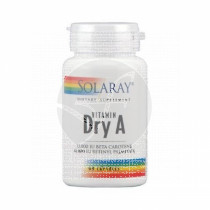 Vitamina A Emulsied Dry 60capsulas Solaray