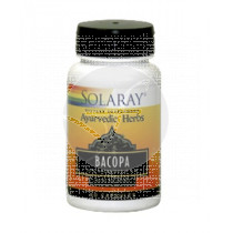 BACOPA 100MG SOLARAY