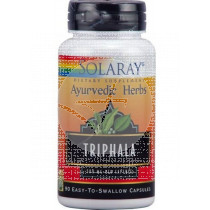 Triphala 500Mg Solaray