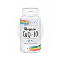 Coenzima Q10 Ubiquinol 100Mg 30 perlas Solaray