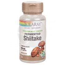 Shiitake 500Mg capsulas Solaray