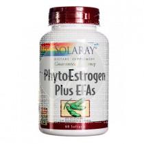Phytoestrogen Plus 60 perlas Solaray
