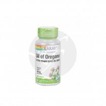 Aceite de Orégano 60 capsulas 150mg Solaray