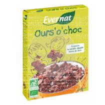 Cereales Ositos Choco Evernat Kids